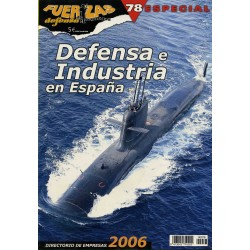 Extra 78. Defensa e industria en España.