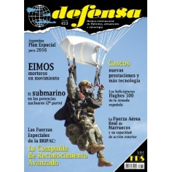 Defensa 453 -Enero 2016-