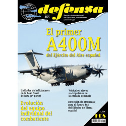 Defensa 465 -Enero 2017- INTERNACIONAL