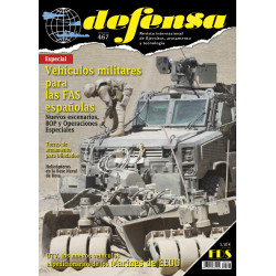 Defensa 467 -Marzo 2017- INTERNACIONAL