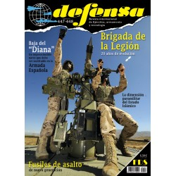 Defensa 447/448 - Julio-Agosto 2015