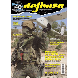 Revista Defensa 483/484 -Julio-Agosto 2018-